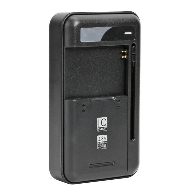 Cargador de Batería Del Teléfono móvil Universal 2 en 1, USB para teléfono Android, enchufe de EE. UU.