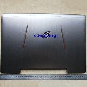 Para ASUS G752 G752V G752VL G752VM G752VS G752V Laptop Lcd tapa trasera cubierta del avión carcasa superior Material metálico