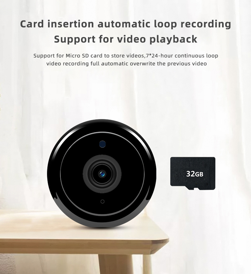 1080P Wireless Mini Camera With Night Vision And Fully Functional Security camera 15