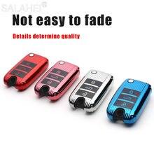 Funda de llave de control remoto para coche, funda de TPU blando colorido Fob para MG MG6 ZS HS para Roewe RX5 I5 MAX RX3 2017 2018 2019 2020, accesorios