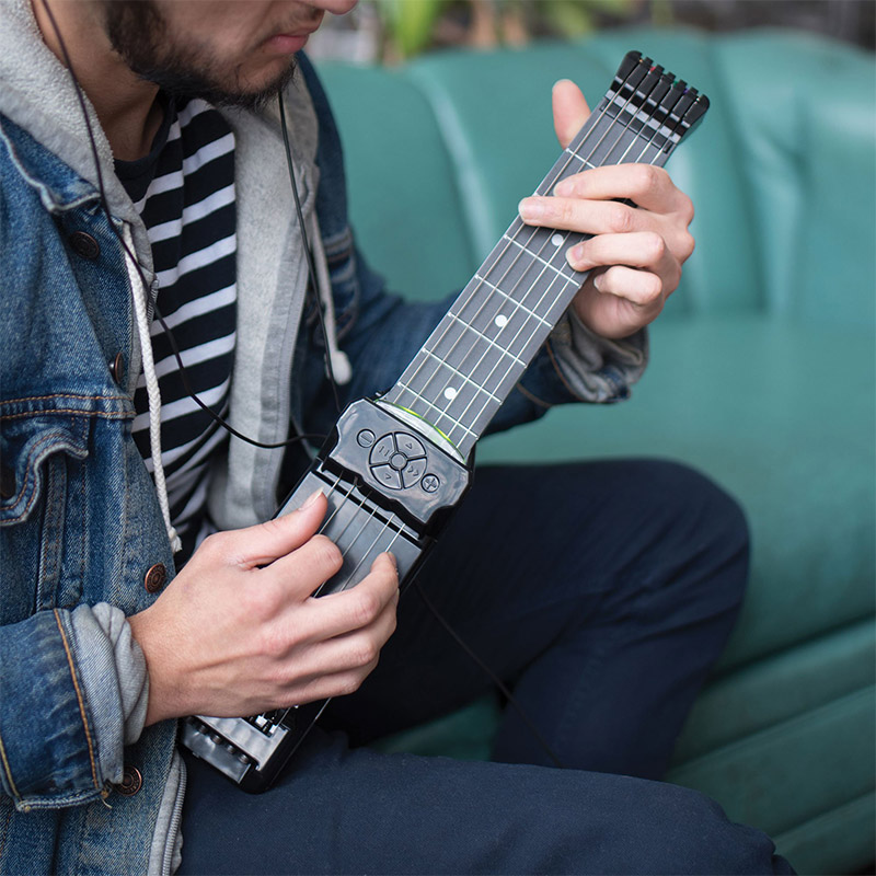 Digital MIDI Guitar Smart Travel Portable Guitar