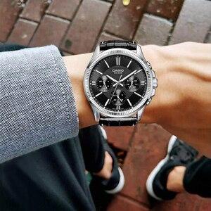 Image 5 - Casio montre bracelet hommes top marque de luxe montre à quartz étanche hommes lumineux montre sport militaire montre relogio masculino reloj hombre erkek kol saati zegarek meski MTP 1375 часы мужские