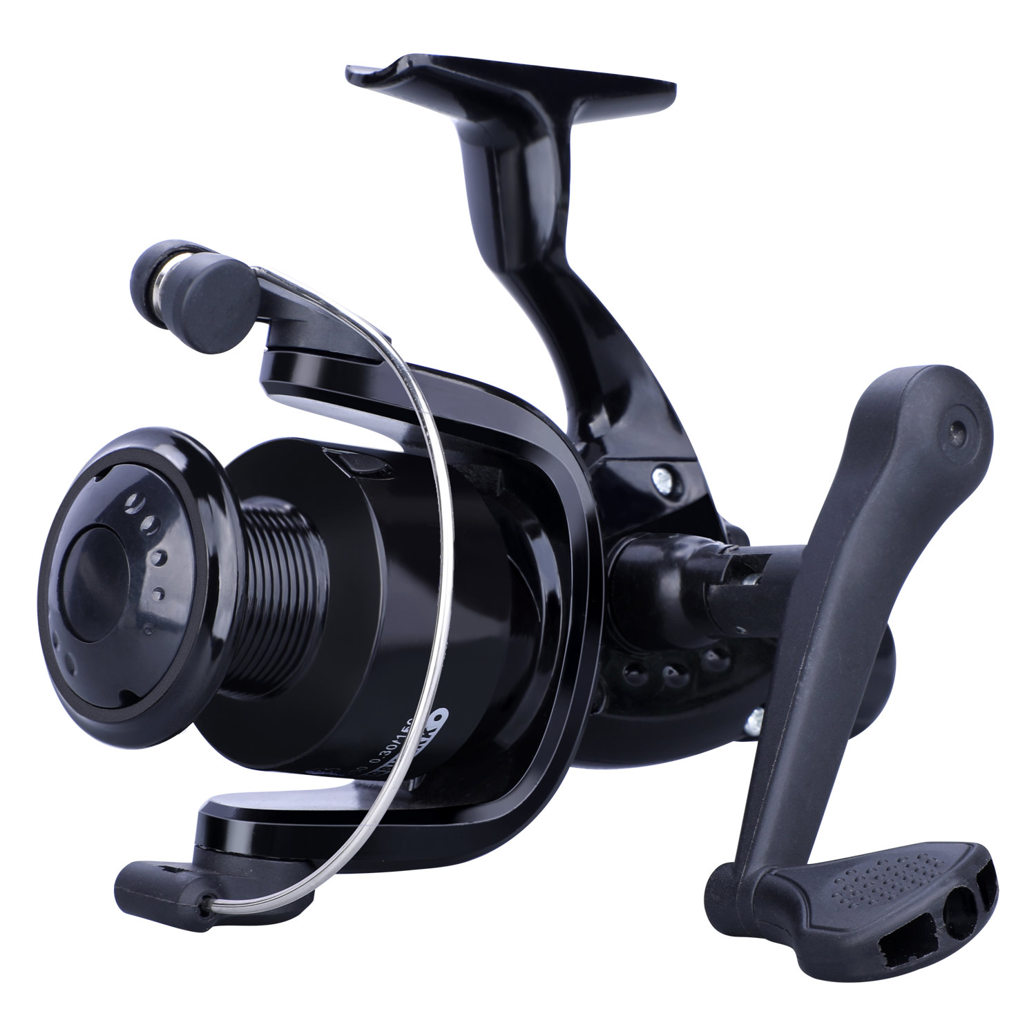 Home Waters For Fishing - Amazing Sougayilang l 5.1:1 Spinning Fishing Reel for Carps Fishing Reels Color: Black