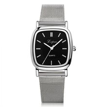 Quartz Watch Business Band Fashion Durable Precise Wristwatch Stainless Steel St