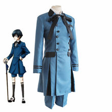 Black Butler kuroshitsuji Ciel Phantomhive Cosplay Costume emboitement Sebasti Kuroshitsuji Aristocrat Cosplay Costume