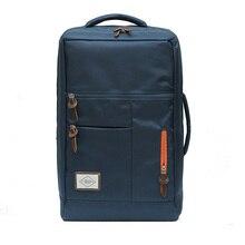 Korean Style Mens Nylon Large Capacity Backpacks Waterproof Teenager 15 inch Laptop Bag For Men Leisure Travel Male mochila
