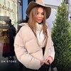 khaki winter jacket