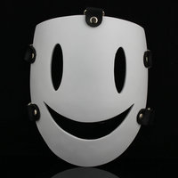 Resin Mask Halloween Collection COS Character Play Sky Violations Anime Sniper Mask