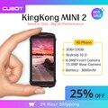 Cubot KingKong Мини 2 прочный телефон Face ID 3 ГБ + 32 Гб 4 аппарат не привязан к оператору сотовой связи 4