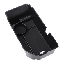 Car-Styling Armrest Console Central Storage Box For Toyota Camry 2018 Tray Holder Automobiles Stowing Tidying