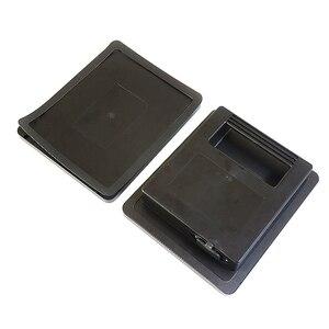 Image 4 - صندوق ألومنيوم عالي الجودة ببطارية 18650 مع غطاء بلاستيكي ABS
