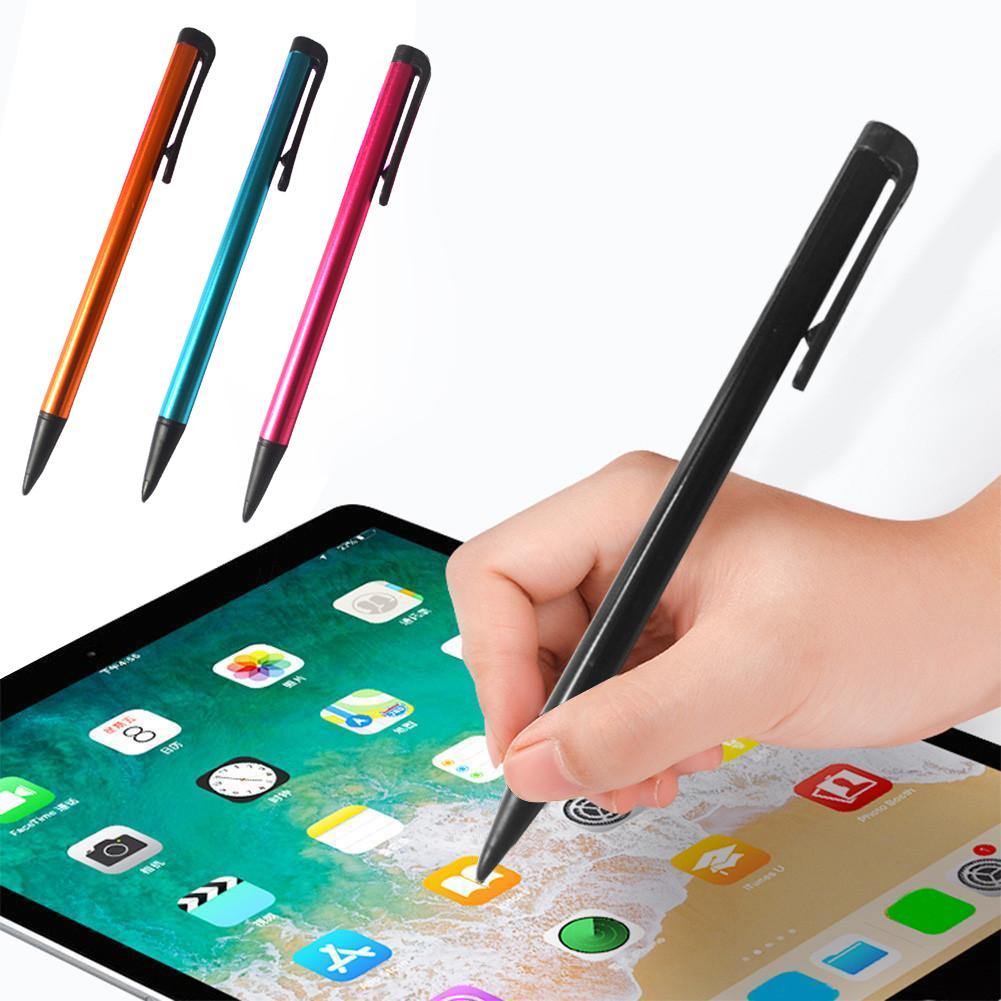 Capacitive Stylus Touch Screen Pen Universal Tablet Pen Sensitive Cell Phone Tablet Resistive Screen Touch Pen Drawing Stylus