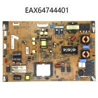 Teste original 100% para lg 55lm6400 55lm6700 eax6474401 LGP55L-12LPB-3P placa de energia