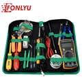 BST-113 conjunto de ferramentas manuais 16in 1 profissional geral do agregado familiar reparação kit ferramenta mão chaves de fenda ferro de solda multímetro pinças