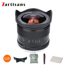 7artisans 12mm F2.8 Ultra Wide Angle Manual Fixed Lens APS-C for Canon EOS-M Mount/Sony E Mount A6500 A7 A7RII /Fuji FX/M4/3 mcoplus 12mm f 2 8 manual ultra wide angle lens aps c for canon eos ef m mount mirrorless camera eos m eos m2 eos m10 eos m3