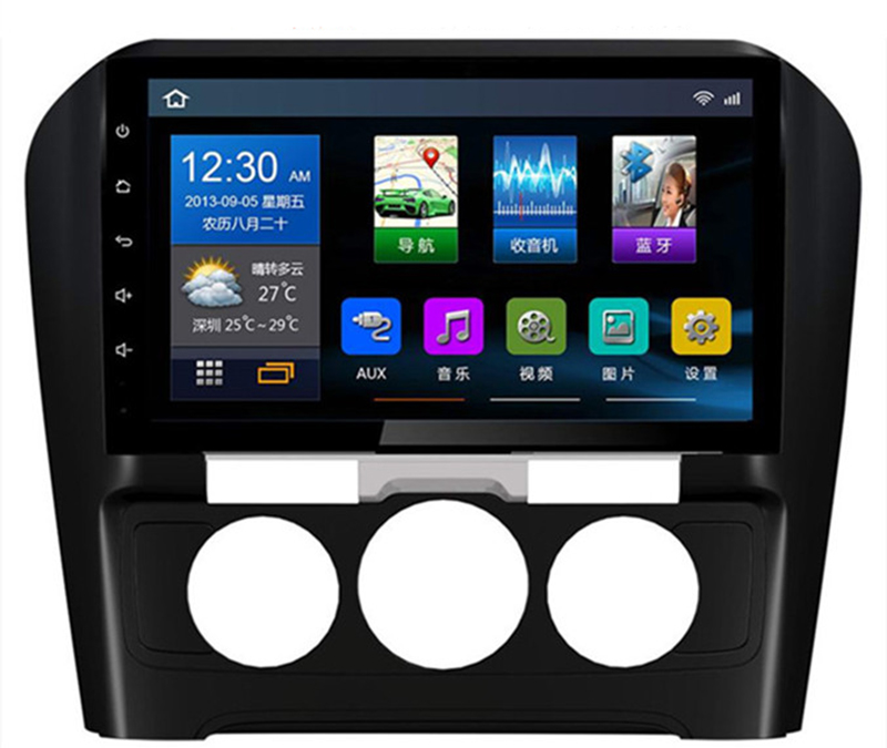 car audio android for <font><b>Citroen</b></font> <font><b>C4</b></font> <font><b>2016</b></font> 2 din android 8.1 autoestereo radio 2 din gps with steering wheel control 4g wifi USB image