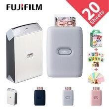 Принтер Fujifilm Instax Share для смартфонов, обновление до Mini Link Print с видео управления движением вместе в забавном режиме