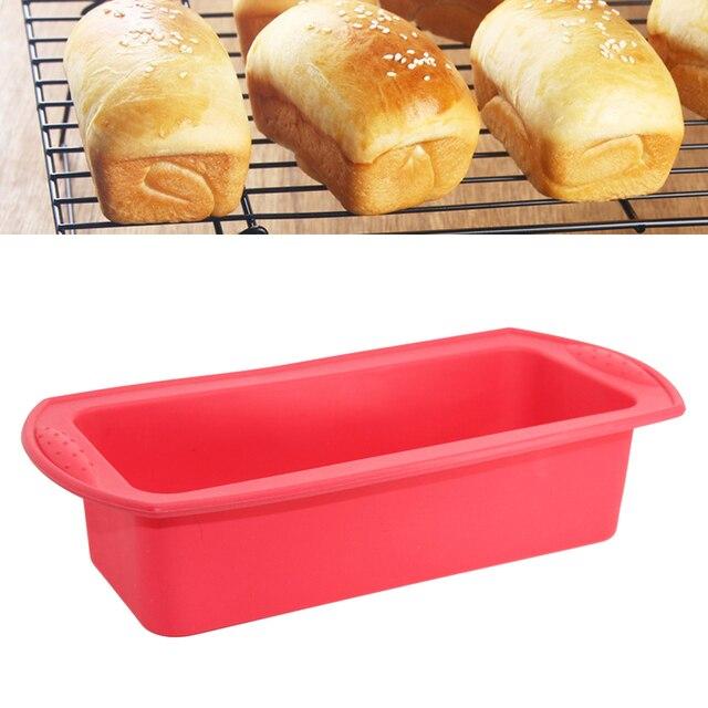 Moules de cuisson moule à gâteau Silicone moule à gâteau pouding Triangle gâteaux moule Muffin outils de cuisson Fondant gâteau moules