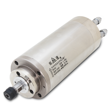 High quality ER-20 100mm 3.2kw cnc spindle motor 3.2kw CNC Spindle motor,spindle motor for cnc high quality 1pcs motor mount inner diameter 57mm spindle motor fitted seat and spindle motor clamp screw cnc parts