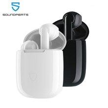 SoundPEATS TrueAir QCC3020 Bluetooth 5.0 TWS auricolare HiFi Stereo APTX auricolari Wireless CVC cancellazione del rumore 30 ore tempo di riproduzione