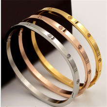 2019 Woman Bracelets Stainless…