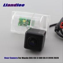 цена на Car Rear View Rearview Camera For Mazda CX5 CX-5 CX9 CX-9 2019 2020 AUTO Backup Reverse Parking Camera Full HD Accesories