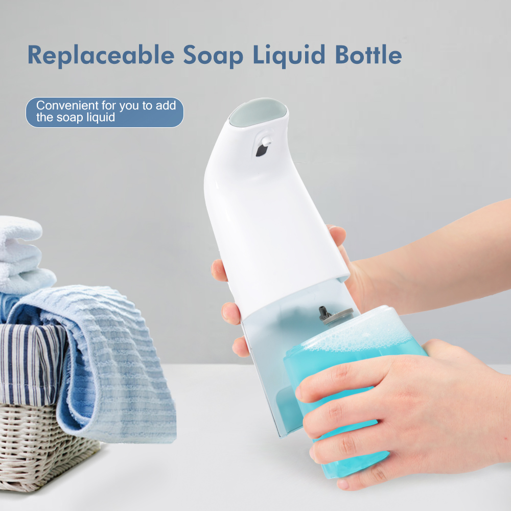 "†DealSoap-Dispenser Contactless Intelligent Hand-Wash Infrared-Sensor-Induction Bathroom Automatic Foam"""
