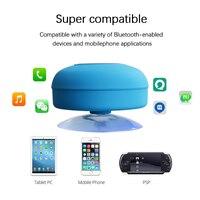 Mini Universa Bluetooth Speaker Portable Waterproof Wireless Hands-Free Speaker Shower Bathroom Swimming Pool Car Beach Outdoor 2