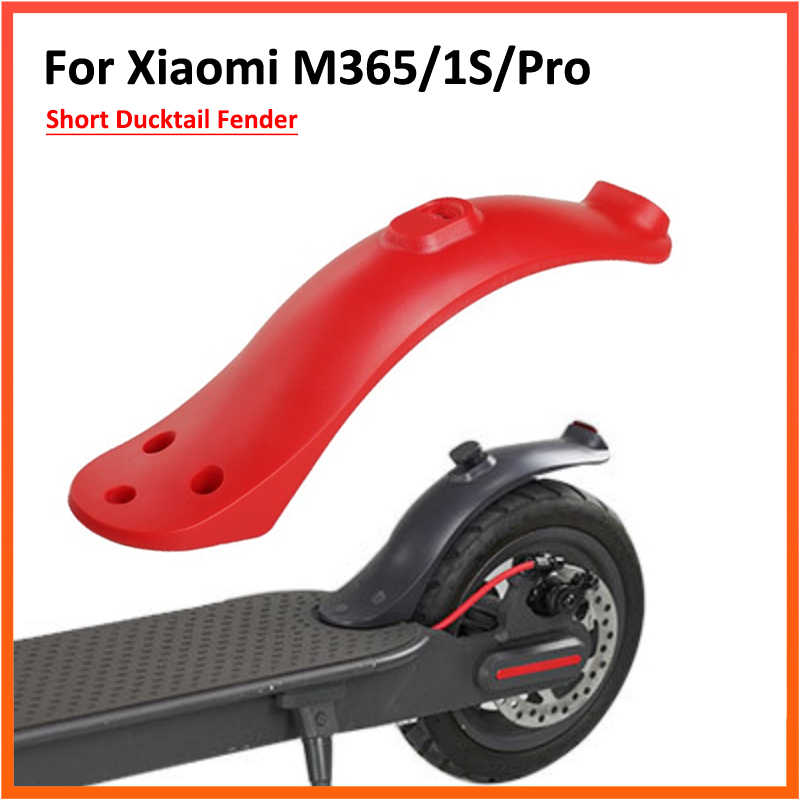 Rear Fender for the Xiaomi Mi M365 Electric Rental Scooter
