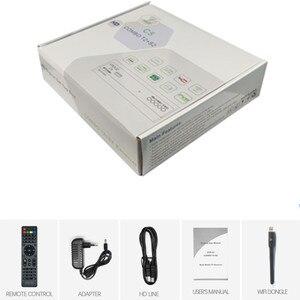 Image 5 - Vmade HD Digitale DVB T2 DVB S2 Combo Satellite Terrestre Sintonizzatore TV H.264 MPEG 2/4 Supporto Youtube Bisskey Con USB WIFI