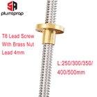 T8 Lead Screw OD 8mm...