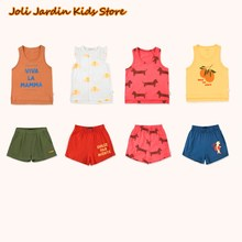Tiny Kids T shirts+ Shorts 2 pcs Clothing Sets Baby Boy Clothes Baby Girl clothes Girls Outfits Toddler Boy Clothes Vestidos
