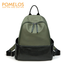 POMELOS Woman Backpack 2019 Fashion High Quality Fabric Oxford Girls Travel Waterproof Ladies Female Bagpack