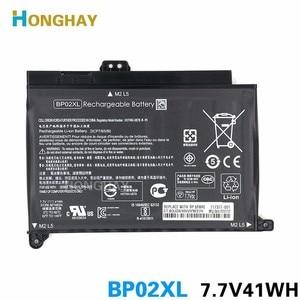 Image 4 - HONGHAY BP02XL 41wh 5150mAh Da Bateria Do Portátil Para notebook HP Pavilion PC 15 15 AU 849909 850 849569 421 HSTNN LB7H BP02041XL HSTNN UB7B