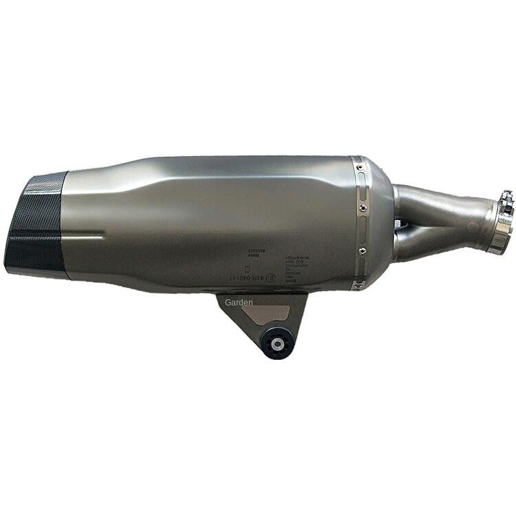 Free Shipping Make For Bmw Motorcycle Scorpio HP Laser Marker Exhaust Waterfowl R1200GSADV R1250GSADV Sordino