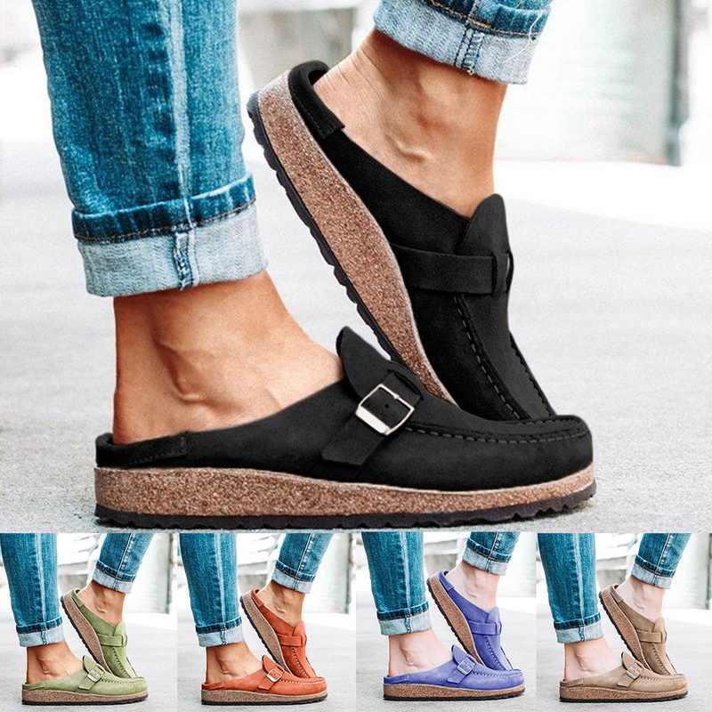 Dropshipping 2020 yeni kadın Flats ayakkabı yaz loafer'lar Retro bayanlar deri daireler ayakkabı rahat kadın Flats ayakkabı kadın