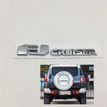 For Toyota FJ Cruiser 2007-2014 Rear Tail Logo Emblem Tailgate Decals