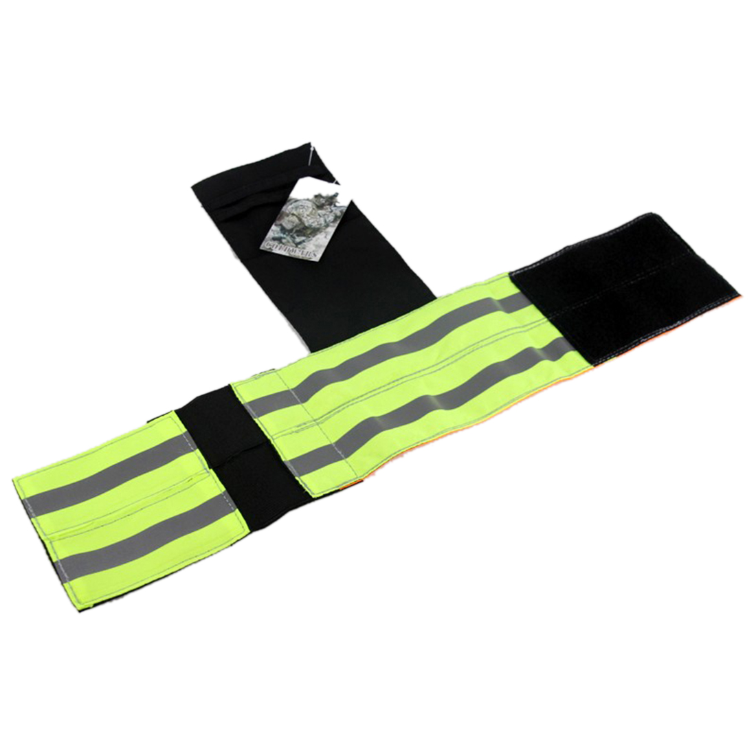 Uniform Armband Double-row Double-sided Reflective Armband Arm Band For Replica Russian Special Forces Uniform