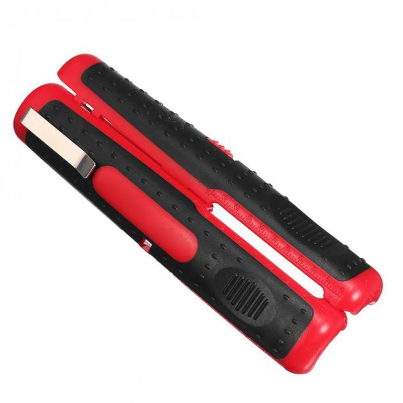 Coaxial Cable Wire Pen Cutter Stripper Hand Pliers Tool For Cable Stripping