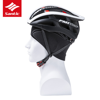 Santic Winter Keep Warm Sport Cap Windproof Cycling Cap Face Mask Elasticity Skiing Climbing Running Hat Headwear 0-10 Degree 1