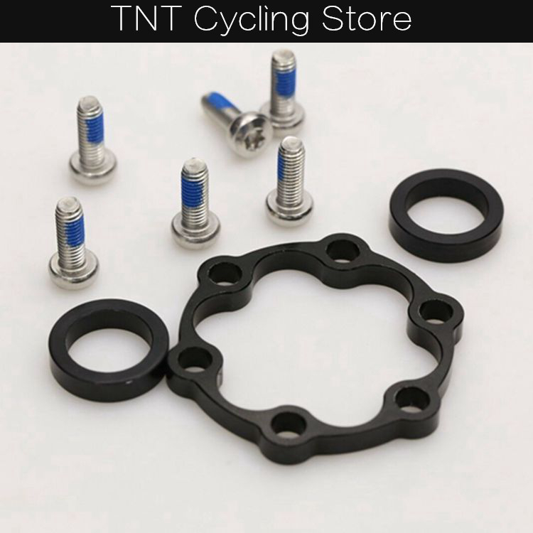 MTB Tools Adapter Set For 15mm x 100mm Front Hub To 15mm x 110mm Boost Fork