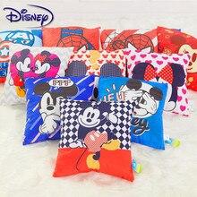 Disney мультфильм 40*40 см Микки Минни Подушка с человеком-пауком диван офис Удобная подушка спинка кровати модная подушка для автомобиля