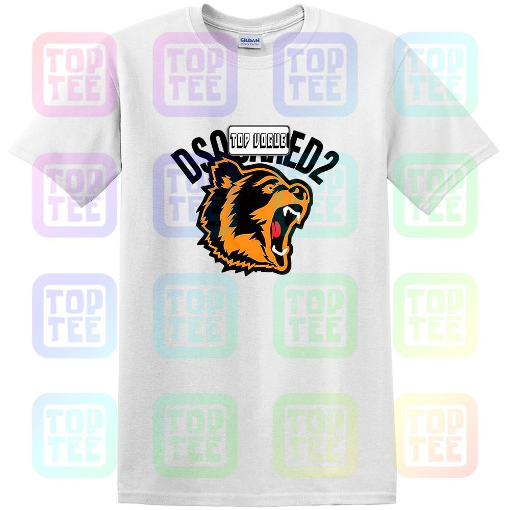New Dsq2 Men'S T-Shirt Printed Tee Unisex Size: S-3Xl