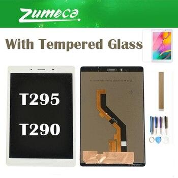 Pantalla LCD Original para Samsung Galaxy Tab A 8,0 2019 LTE SM-T295 T295 T290 con Sensor de pantalla táctil Color blanco negro con Kits