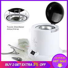 Sterilizer High Temperature Tool Disinfection Ball Box Nail Tools Wamer Manicure Machine
