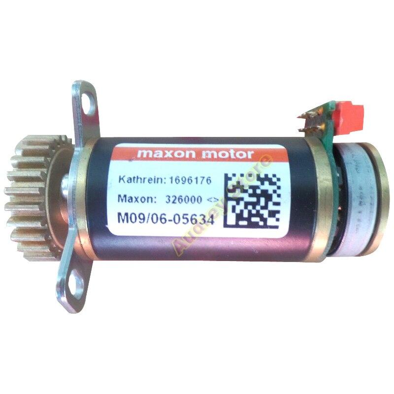 Б/у 3 Вт 9V maxon серво микро бесщеточный двигатель постоянного тока с датчиком 1696176 XG01B1617089