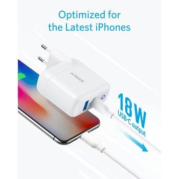 Зарядное устройство для iPhone 12, Anker 30 Вт 4