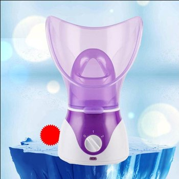 цена на Steaming Face Steaming Face Deep Cleansing Machine Facial Thermal Sprayer Sprayer Hydrating Spray Purple