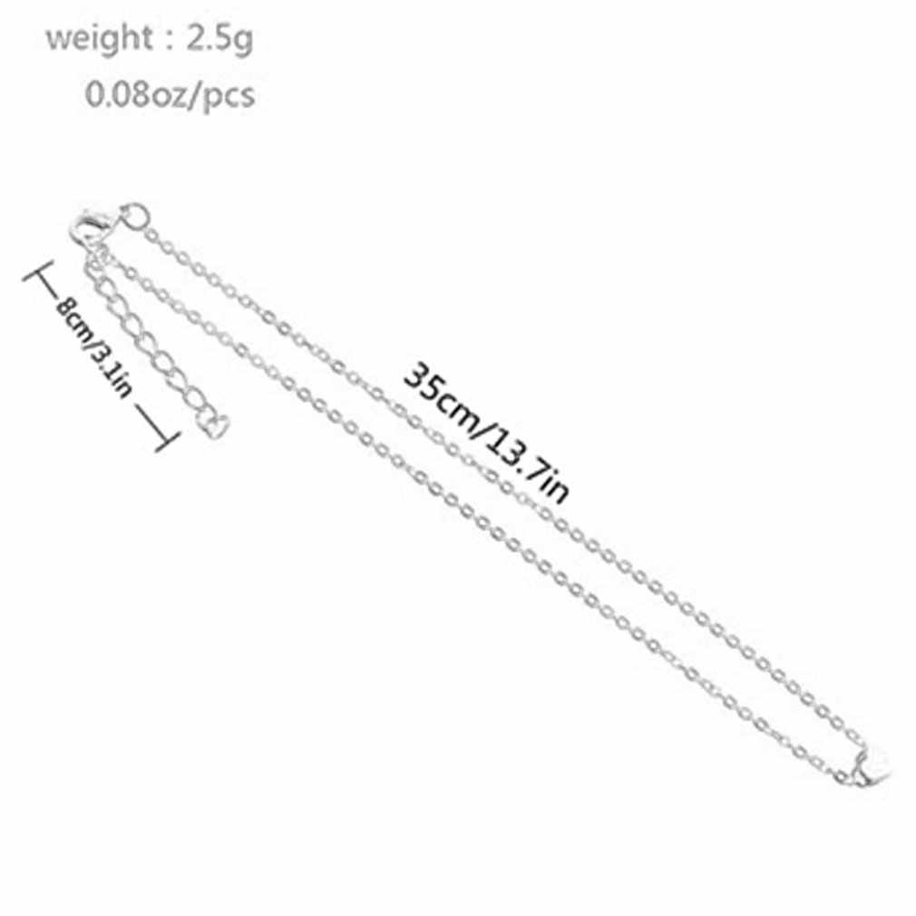 Nouveau Simple coeur chaîne collier bijoux de mode pour les femmes Chokers accessoires petite amie fête cadeau d'anniversaire