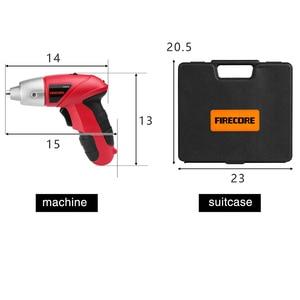 Image 3 - Tournevis électrique sans fil 45 pièces, Mini perceuse rechargeable par USB, outils électriques 3.7V